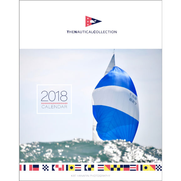 The Nautical Collection Calendar